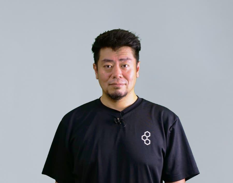 講師写真:西川 岳儀