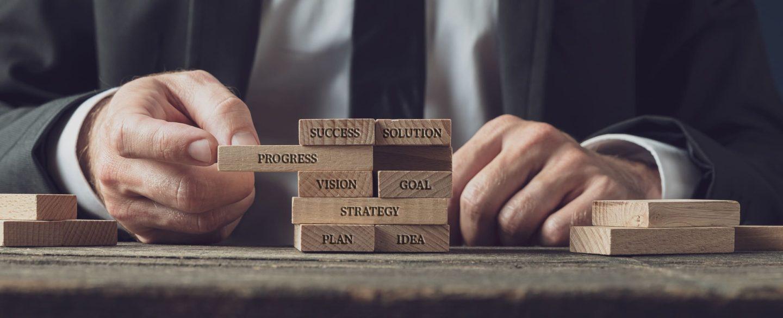 講義イメージ画像:経営戦略